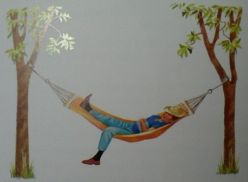 hammock and facts about men