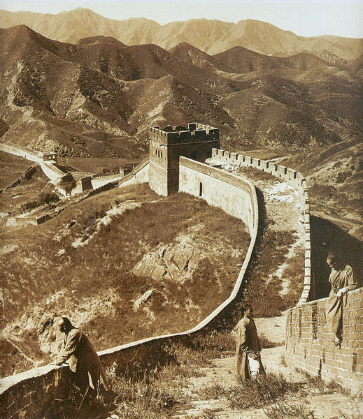 Amazing facts about The Great Wall of China