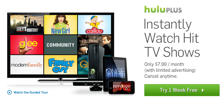 Hulu Plus app for Windows Phone 8 includes larger back catalog and ...