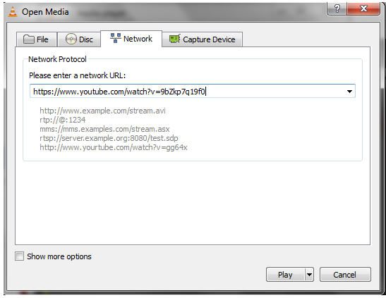 How to Play YouTube Videos in VLC Media Player? - Spinfold