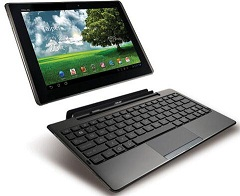 Asus Transformer - evolution of laptop