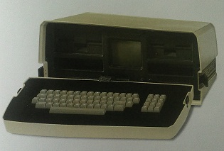 Osborne 1 is the world's first laptop or first portable computer