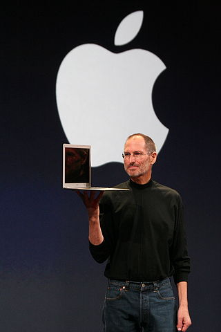 Steve Jobs - Macbook Air