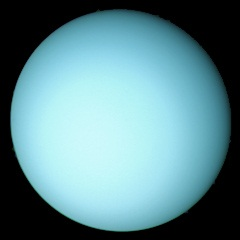 other planets with uranus labeled - photo #3