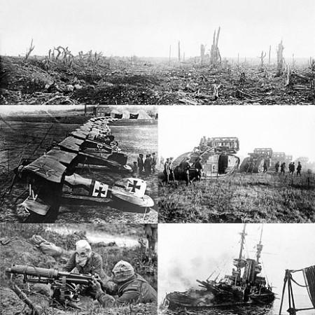 facts about world war 1