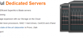 dedicated server and upgrade your hosting