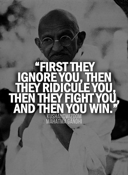 Mahatma Gandhi Quotes which are inspirational