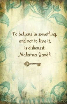 Mahatma Gandhi Quotes And Picture Quotes Spinfold