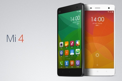 fastest smartphone mi 4 and xiaomi phone