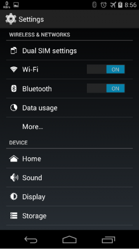 What is Airplane mode in Android and how to enable it