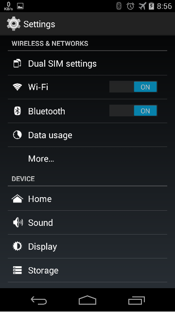 what is airplane mode in android spinfold