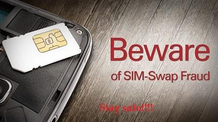 sim swap fraud