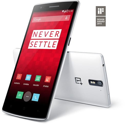 set ringtone on oneplus one