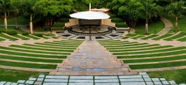 amphitheatre meaning