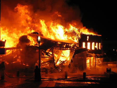 Arson definition
