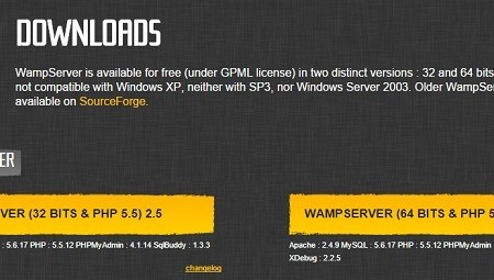 install wordpress locally in windows using wamp