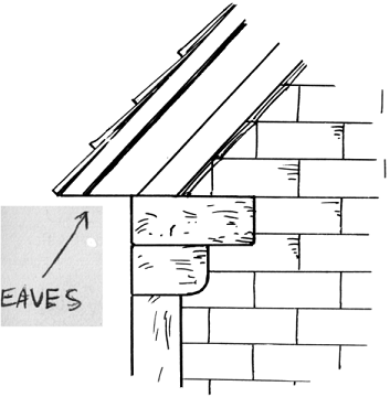 eaves meaning