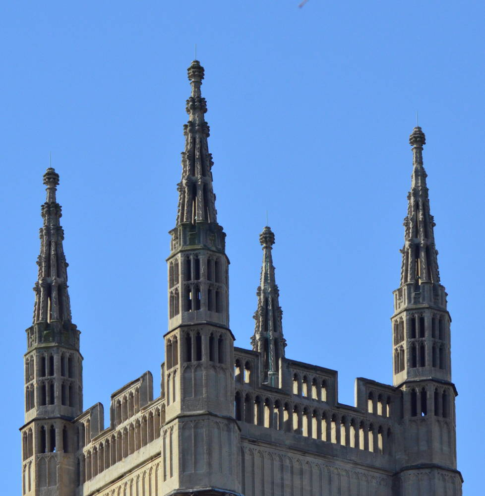 pinnacle. pinnacle meaning. A slender upright spire at the top of a buttress of tower