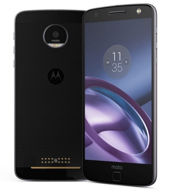 set ringtone on moto z, moto z play and moto m